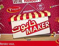 DJEZZY / HANOUT MAKER