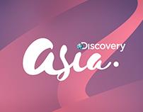 Discovery Asia 2017 Rebrand
