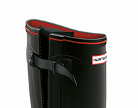Hunter Balmoral Boots