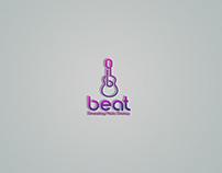 Streaming Music Startup Logo
