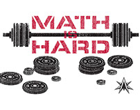 Math is Hard CrossFit shirt