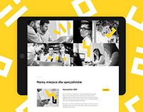 SmartYou – brand identity, website for marketing agency