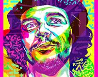 Che Guevara Portrait