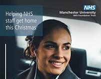 NHS (Uber) Online Campaign