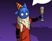 Comics -  Happy New Year!