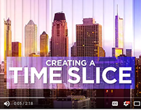 Video: Creating a Time Slice