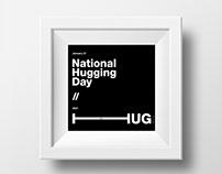 Jan. 21st | National Hugging Day