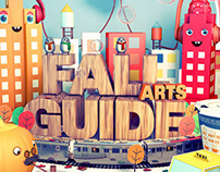Village Voice Fall Arts Guide