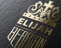 Prophet Elijah Berrian - Brand Identity & Website