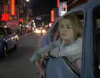 UFFIE - ADD SUV music video - Types & illustrations