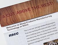 NSCC Wood Products Tech Brochure
