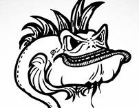 Logo Design/Branding for Catfish Promotions