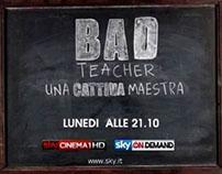 Bad Teacher on Sky Cinema