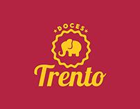 Logo - Doces Trento