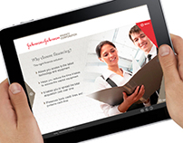 Johnson & Johnson iPad App