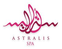 Astralis Spa - Branding