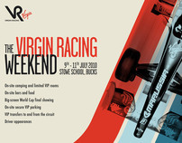 Virgin Racing Weekend