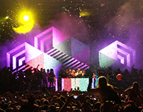 Girl Talk - Concert Visuals