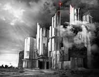 Concept project: Colony for apocalypse