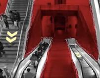 Underground* [bajo la ciudad]