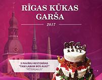 Rīgas Kūkas Garša 2017