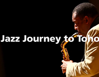 A Jazz Journey to Tohoku