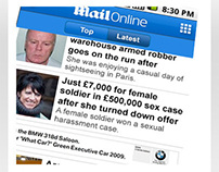 MailOnline | Android App