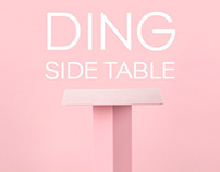 Ding Side Table