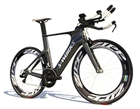 SPECIALIZED S-WORKS SHIV DI2 MAYA MODEL