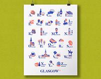 Glasgow Alphabet