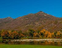 Fall on Wasatch Mountain