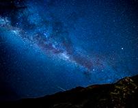 Vía Láctea - Sierra de Lima