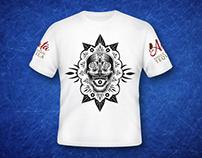 Arta Tequila t-shirt design