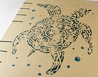 Sea Turtle | magiclamp notebook