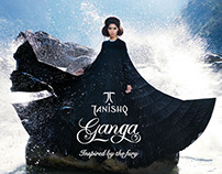 Ganga Collection 2012 by Tanishq