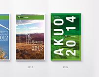 Akuo Energy / Rapport d'activité 2014