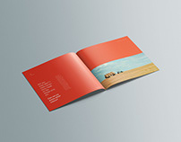 9 Square Brochure Mockups