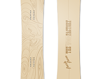 Woodfactory SNOWBOARD