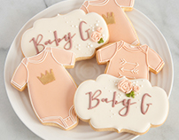 Decorated Sugar Cookies 2016