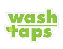 Wash Taps - Egy csapásra tisztaság.