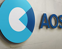 American Optometric Student Association: Branding