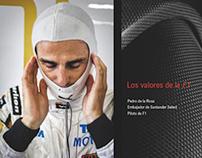Pedro Martínez de la Rosa PDLR-F1