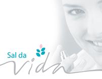 Logotipo Sal da Vida