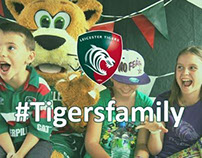 Leicester Tigers Promo
