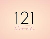 Logo 121 Store
