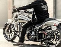 Andy Mahr / Harley Davidson