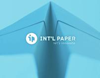 Int'l Paper Redesign