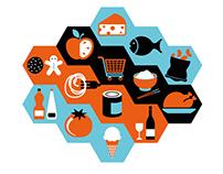 EHAD supermarket net