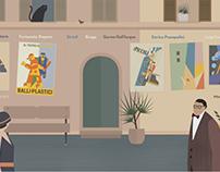 Short animated film about Vittorio Podrecca