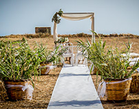 fascinating wedding in the countryside in Pantelleria